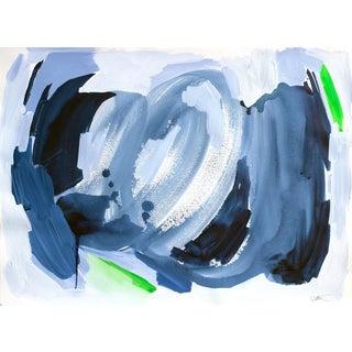 """Crush on Blue III"" Original Painting"