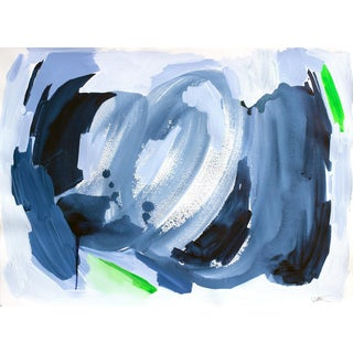 """Crush on Blue III"" Original Painting"
