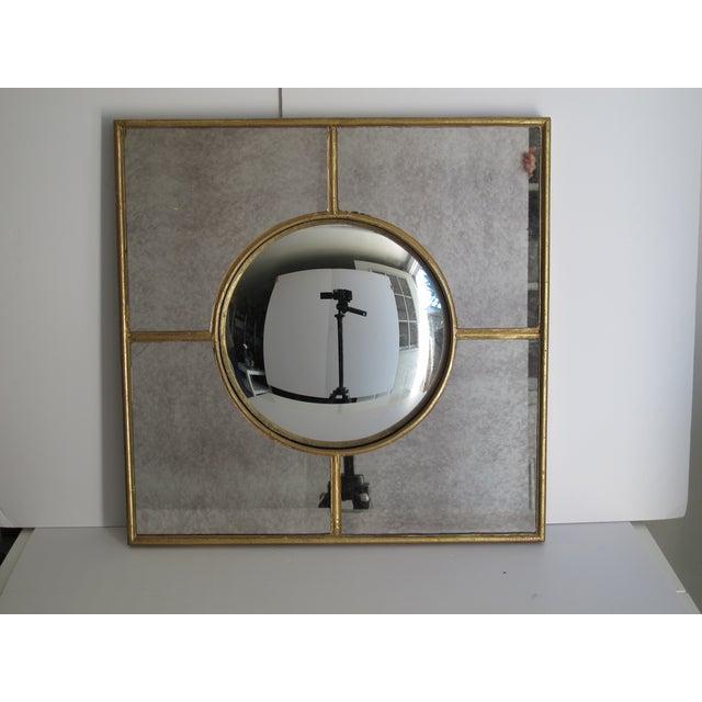 Image of Window Pane Mirror