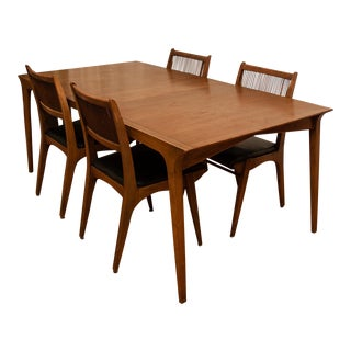 John Van Koert for Drexel Modernist Dining Set