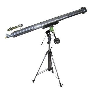 Adjustable Astronomer's Telescope On Tripod