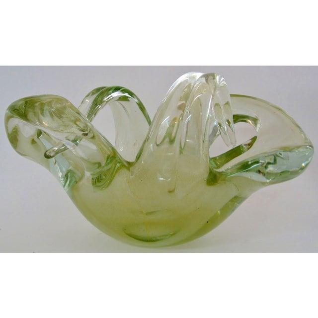 Seguso Forato Centerpiece Bowl - Image 3 of 6