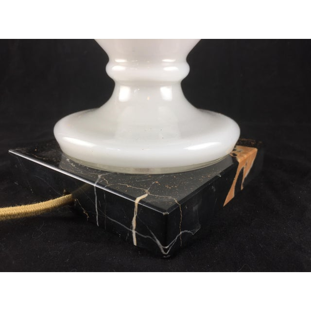 Image of Bohemian Kralik Amphora Urn Table Lamp