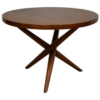 T.H. Robsjohn Gibbings Tripod Side Table