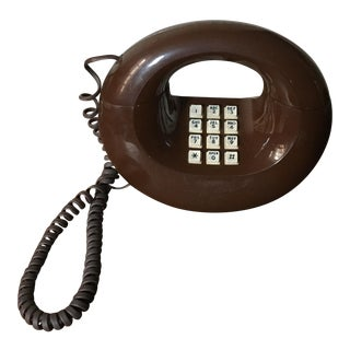 1970s Vintage Sculptura Donut Phone by Western Electric