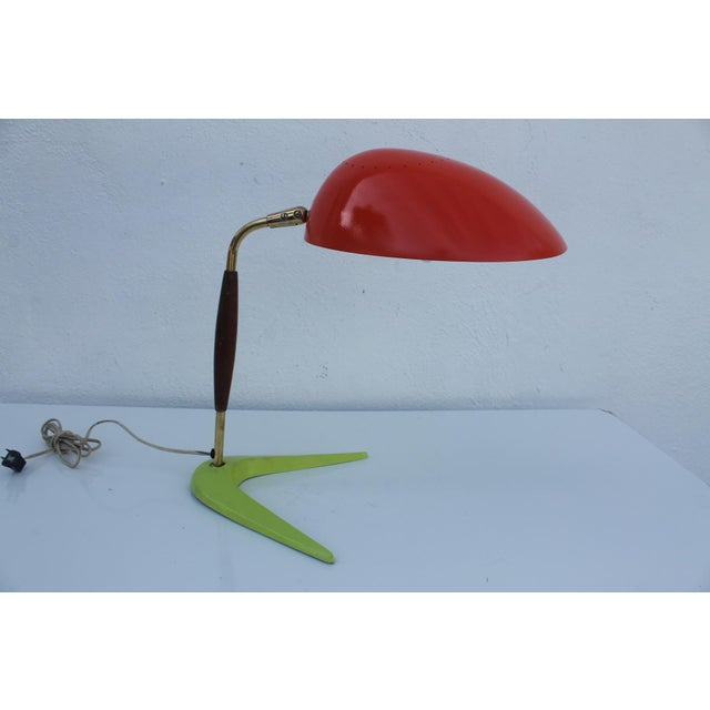 Image of 1950s Gerald Thurston for Lightholier Desk Lamp