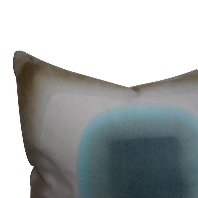 Image of Hand-Dyed Velvet Pillow by Daisy Sullivant IV