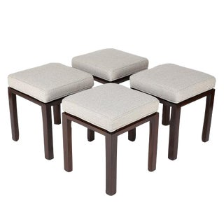 Four 1960S HARVEY PROBBER STOOLS