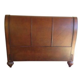 Traditional Wooden Queen Bedframe