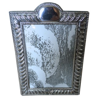 Vintage Classic Sterling Picture Frame