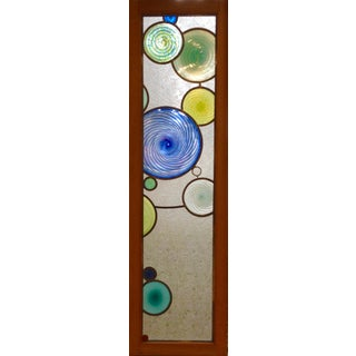 Handmade Stained Glass Window