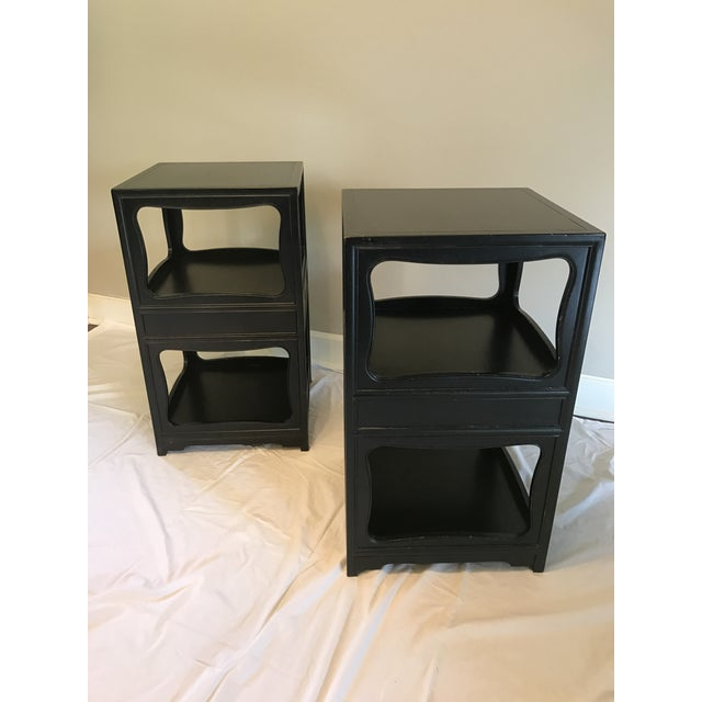 Baker Far East Collection Night Stands - A Pair - Image 5 of 10