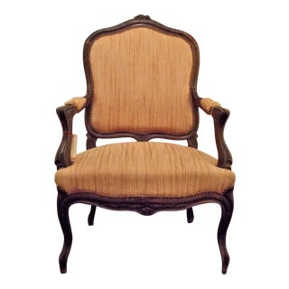 Vintage French Accent Chair