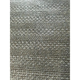 Designer's Guild Silver Sassiere Linen - 1.7 Yds