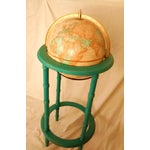 Image of MCM Crams Imperial World Globe on Wooden Stand