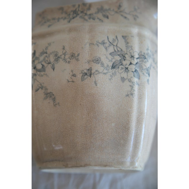 Antique English Transferware Pitcher - Image 6 of 8