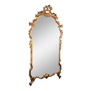 Antique Italian Rococo Mirror