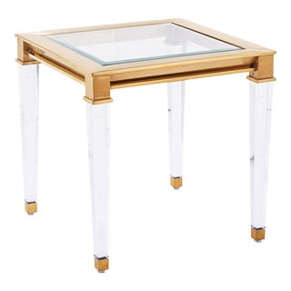 Blink Home Gold Side Table