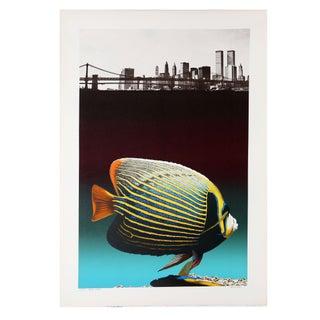 Michael Knigin - Silent Waters Serigraph