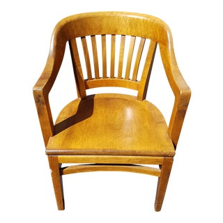 Gunlock Chair Company Wooden Chair