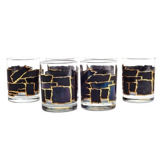 Rare Georges Briard Tumblers - Set of 6