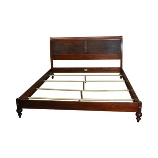 Ethan Allen British Classics King Size Bed