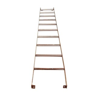 Rustic Iron Loft Ladder