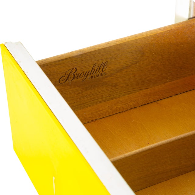9-Drawer Raymond Loewy-Style Dresser - Image 4 of 6