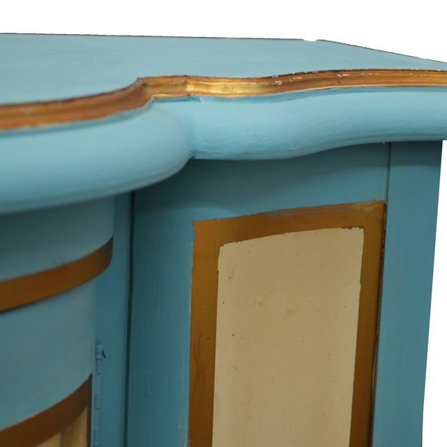 Moroccan-Style Console Cabinet - Image 4 of 4