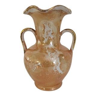 Vintage Porcelain Italian Vase