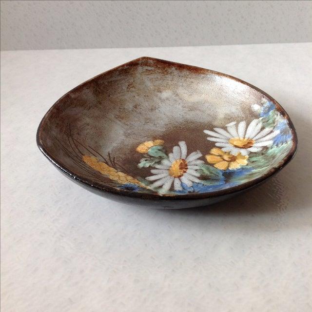Alexandre Kostanda French Art Pottery Bowl - Image 4 of 11