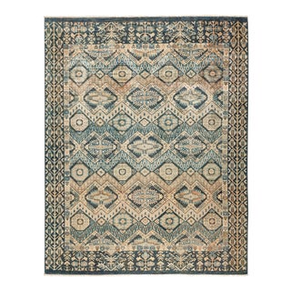 "Ziegler Hand Knotted Area Rug - 7' 9"" X 9' 10"""
