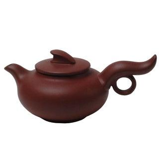 Zisha Purple Sand Clay Teapot