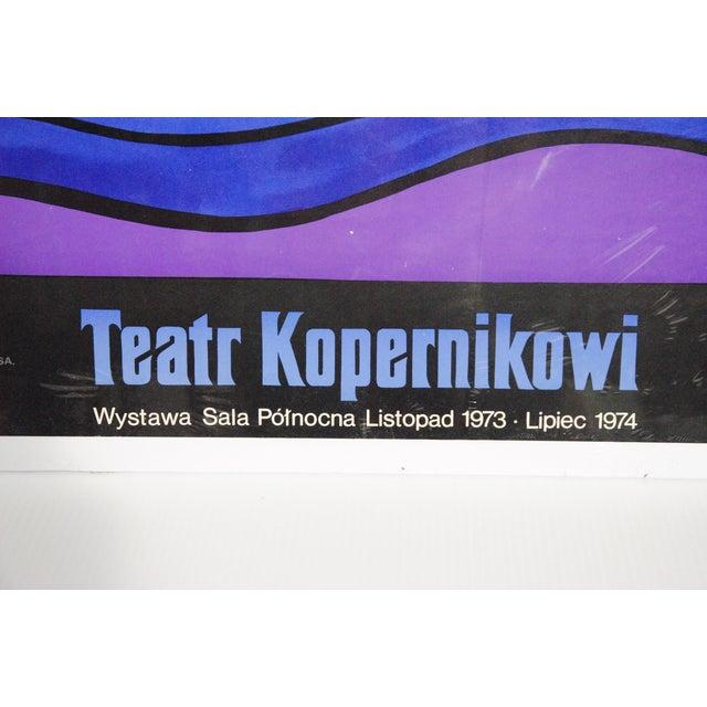 Polish Kopernikowi Theater Poster - Image 5 of 7