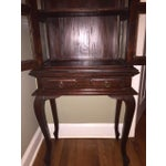 Image of Cherry Wood Traditional Armoire Chest