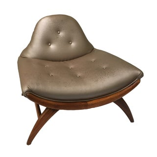 Mid-Century Adrian Pearsall Gondola Chair