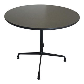 Herman Miller & Eames Round Dining Table