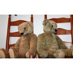 Image of Pair of Folky Teddy Bears Made for Harrods of London