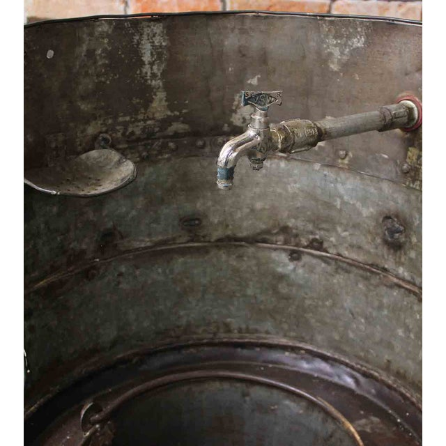Image of Upcycled Iron Vintage Garden Sink