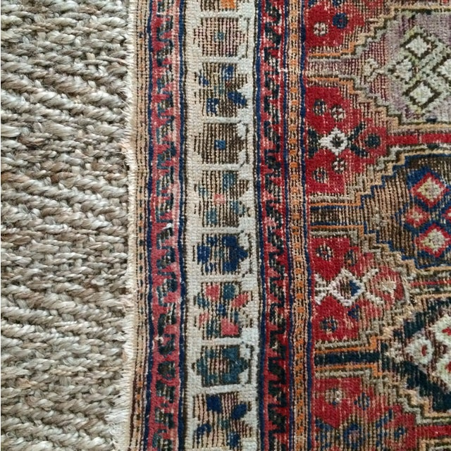 Vintage Turkish Rug - 4′11″ × 6′1″ - Image 7 of 9