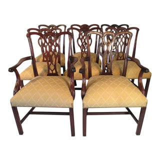Schmieg & Kotzian Dining Chairs - Set of 8