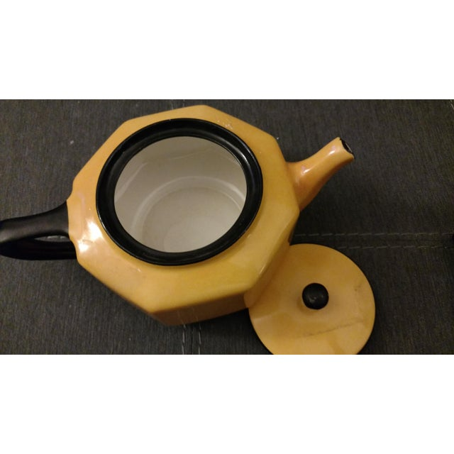 1957 Antique Steubenville China Teapot - Image 4 of 5