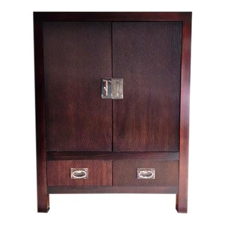 Thomas O'Brien for Hickory Chair Armoire