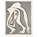 """Image of Pablo Picasso, """"Femme Acrobate,"""" Lithograph"""