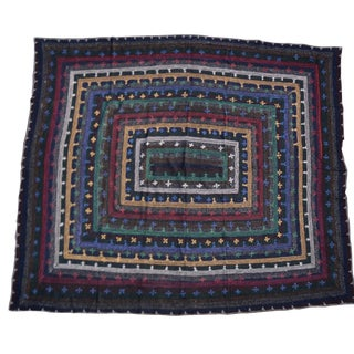 Saami Embroidered Ralli Quilt