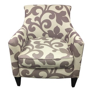 Custom Clara Accent Chair from Crate & Barrel