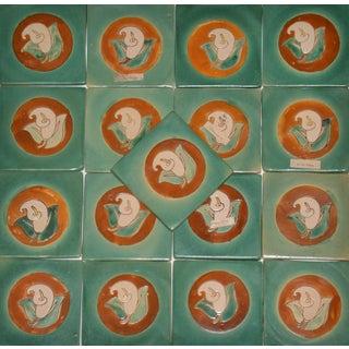 17 Arts & Crafts San Jose Potteries Tiles