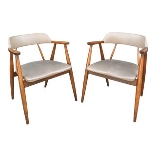 Vintage Chairs by Boling Chair Co. - A Pair