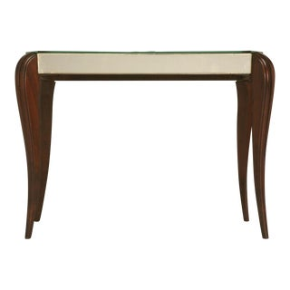 French 40's Mirrored Side Table