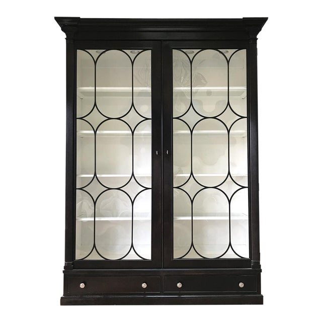Ralph Lauren Bel Air China Cabinet - Image 1 of 5